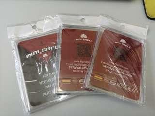 卡盒,龍珠卡,閃卡,保護盒
