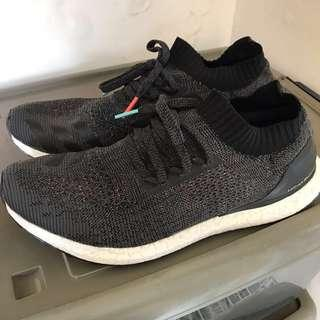 Adidas Ultraboost Ultra Boost Uncaged Sneakers Original Hitam Asli