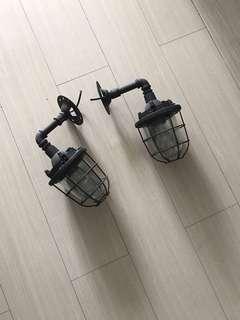 設計燈 /工業風路燈/ 復古燈