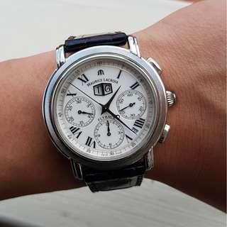 WTT/WTS: Maurice Lacroix Masterpiece Annual Flyback Chronograph