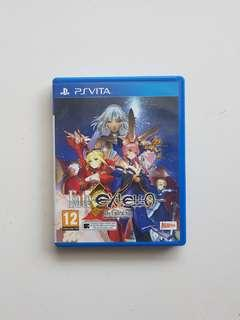 PsVita Fate Extella The Umbral Star Game