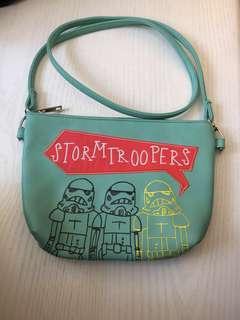 Star Wars handbag 手袋(26x20cm)
