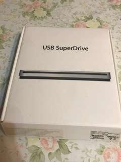 Apple USB SuperDrive Harddisk