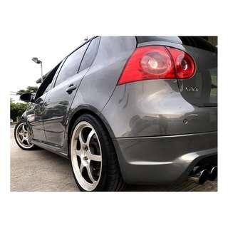 08年 福斯GTI 黑色2.0