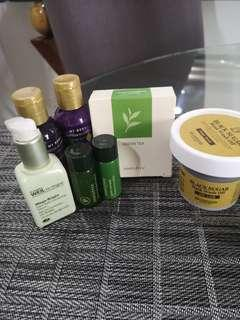 Bundle Skin Care