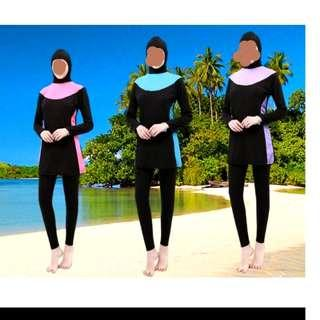 In Stock Modest swimwear for teenagers and adults. Brandnew in packaging.