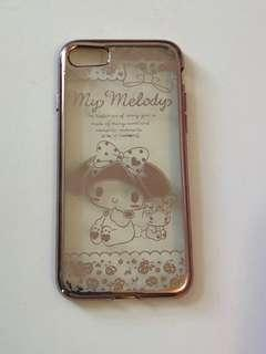 My melody iPhone 7/8 手機殼 case