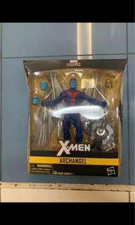 Hasbro Marvel legends x men archangel