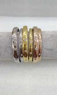 Bangles non tarnish