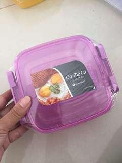 Lunch Box on The Go - Ungu