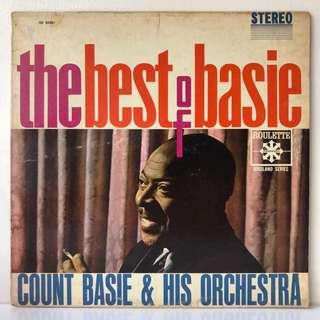 Count Basie & His Orchestra – The Best Of Basie (1962 US Original - Vinyl is Very Good)