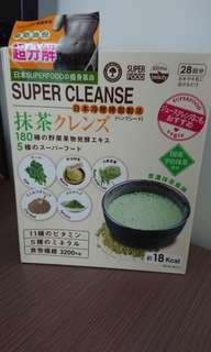 Vegie180 green smoothie 抹茶代餐奶昔168g