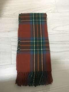 韓國格仔頸巾