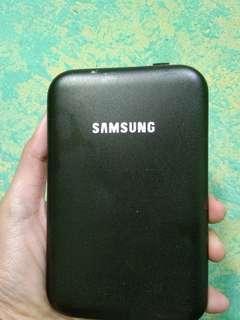 Samsung ori powerbank dan tongsis