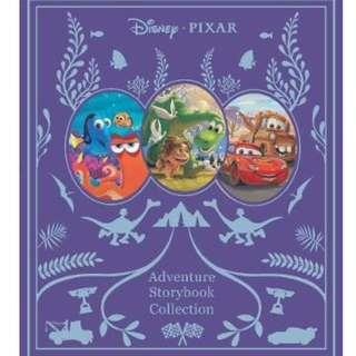 🚚 Brand New Disney Pixar Adventure Storybook Collection by Parragon Books Ltd - Finding Dory, The Good Dinosaur and Cars