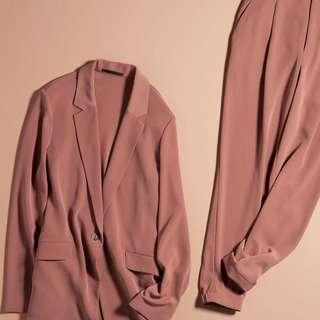 (LOOKING FOR) Uniqlo Drape Jacket and Pants