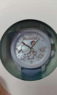 Pochacco pc 狗 限量手錶 絕版  sanrio