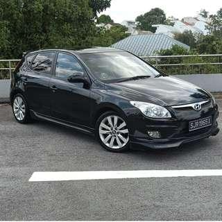 Hyundai I30 for lease