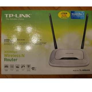 TP-Link Wireless Router 300mbps TL-WR841N
