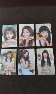 Twice once halloween photo cards