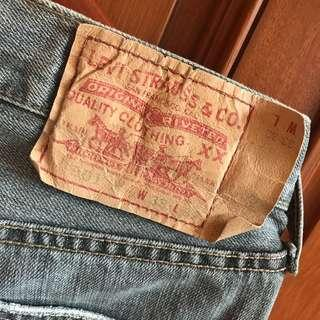 LEVI'S 501 AUTHENTIC - Still Negotiable