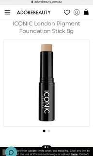 ICONIC London Foundation Sticks