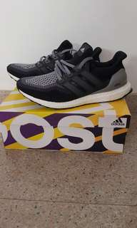 7c0dedcfee4 Adidas Ultraboost 2.0 Gradient black grey