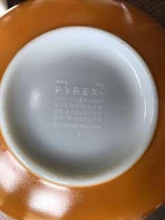 Pyrex Mixing Bowl Oven Retro Vintage