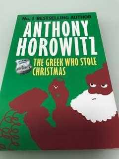 The Greek Who Stole Christmas (Anthony Horowitz)