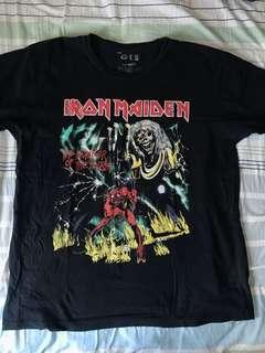 Iron Maiden (The Number Of The Beast)