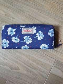 英國Cath Kidston 長銀包 旅行 travel wallet passport