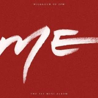 🚚 2PM : Nich Khun - Mini Album Vol.1 [ME]
