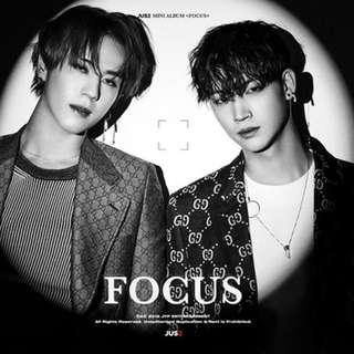 🚚 Jus2 - Mini Album [FOCUS] (Random Ver.)