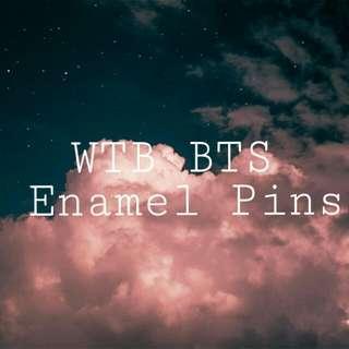 ( WTB ) any bts enamel pin