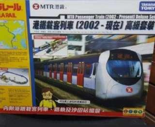MTR x Plarail 東鐵線列車高級套裝