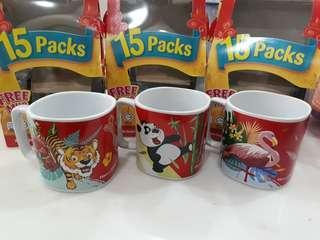 KitKat Mugs (3pcs)