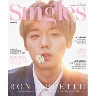 🚚 Singles 2019.03 (Park Ji Hoon)