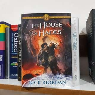 The House of Hades (Heroes of Olympus #4) by. Rick Riordan