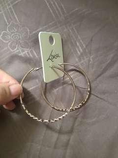 Lovisa Rose Gold Earrings