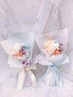 Rose & Hydrangeas Bouquet: Unicorn