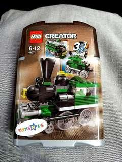 Lego Creator 4837 樂高 積木 火車