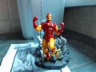 Toybiz Toy Biz Marvel Figure Factory Avenger Ironman Tony Stark NOT Hasbro Avengers Venom Baf Apocalypse Legends Universe DC Xmen X-men