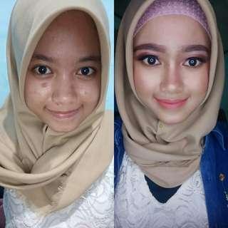Promo make up wisuda
