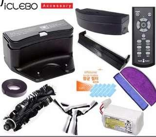 Iclebo accessories