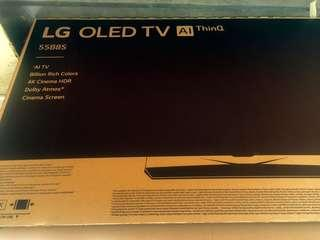 """🚚 LG 55 """"Tv box for sale"""