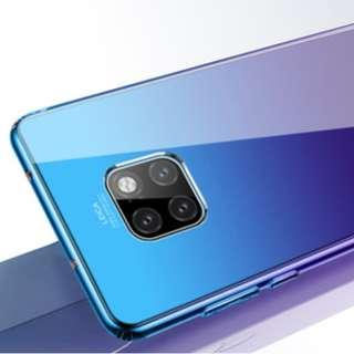 Huawei Mate 20 Pro Crystal Clear Glass Case