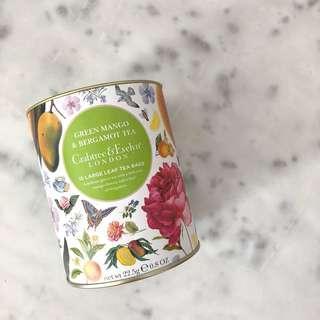 Crabtree & Evelyn Green Mango & Bergamot Tea