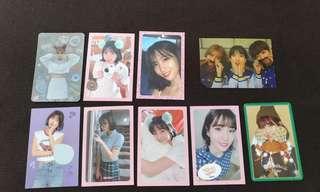 Wts twice momo photo cards