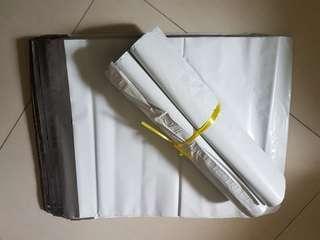 0e6337ac1c 35cm x 45cm large poly mailer polybag courier bag envelope