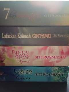preloved novel melayu - siti rosmizah #MFEB20